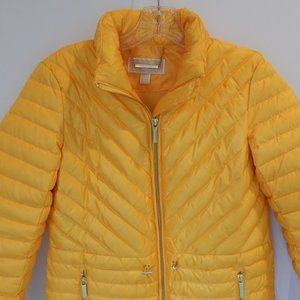 Michael Kors Wmn's Quilted Packable Down Jacket XS